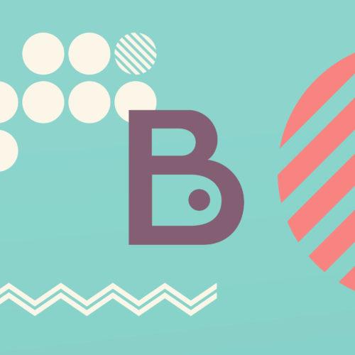 logo babystore graphiste lyon